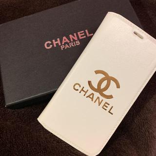 CHANEL - 1点のみ! iPhone X ケース