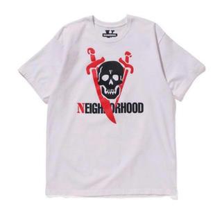 NEIGHBORHOOD -  希少XL NEIGHBORHOOD × VLONE TEE