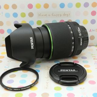PENTAX - ★超美品★ PENTAX-DA 18-135mmF3.5-5.6ED  WR