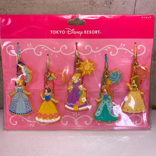 ディズニー(Disney)のディズニープリンセス ストラップ(ストラップ)
