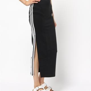 アディダス(adidas)のadidas アディダス ロングスカート (ロングスカート)