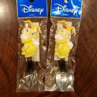 ディズニー(Disney)の商談中◆子供用スプーン&フォーク ディズニー(スプーン/フォーク)