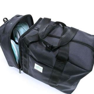 新品 シュライン スニーカー収納 ダッフルバック ボストンバック カバン バッグ(ドラムバッグ)