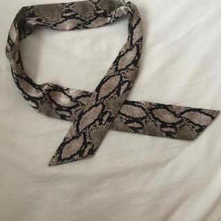 ジーナシス(JEANASIS)のスカーフ ジーナシス(バンダナ/スカーフ)