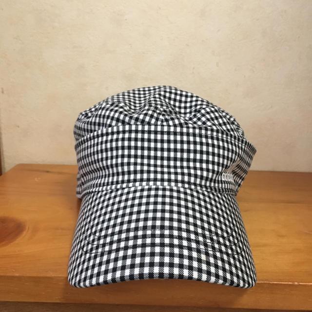 adidas(アディダス)のadidas  2wayキャスケット バイザー レディースの帽子(キャスケット)の商品写真