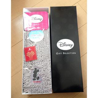 ディズニー(Disney)のミッキー バスマット(バスマット)