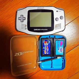 ゲームボーイアドバンス(ゲームボーイアドバンス)のゲームボーイアドバンス(携帯用ゲーム本体)