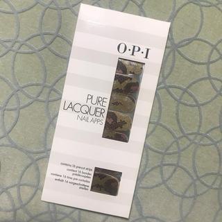 オーピーアイ(OPI)のOPI ネイルシール(ネイル用品)