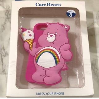 ケアベア(CareBears)のケアベアのアイフォンケース(iPhoneケース)