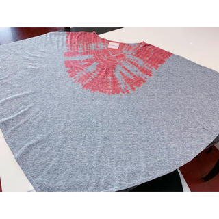 ジプシー05(Gypsy 05)の美品☆made in U.S.A変わりTシャツ(Tシャツ(長袖/七分))