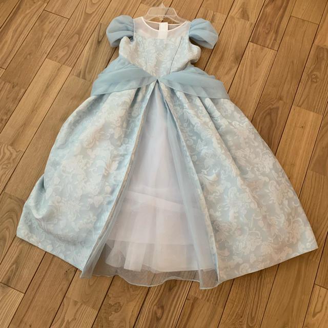 53af107c08c82 Disney(ディズニー)のヴィヴィディ・バビディ・ブティック シンデレラ衣装 サイズ130 キッズ