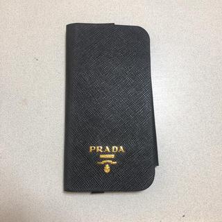 PRADA - プラダ サフィアーノ iPhone7/8ケース 手帳型 PRADA