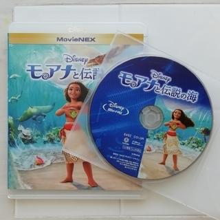 ディズニー(Disney)のモアナと伝説の海 Blu-rayのみ(アニメ)