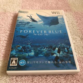 ウィー(Wii)のフォーエバーブルー wii(家庭用ゲーム本体)