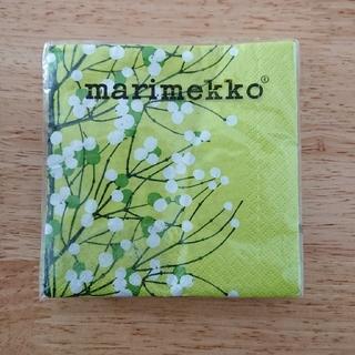 marimekko - マリメッコ ペーパーナプキン 北欧 ハンドメイド デコパージュ