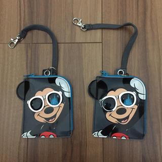 ディズニー(Disney)のディズニー バケーションパッケージ チケットホルダー 2個セット(遊園地/テーマパーク)