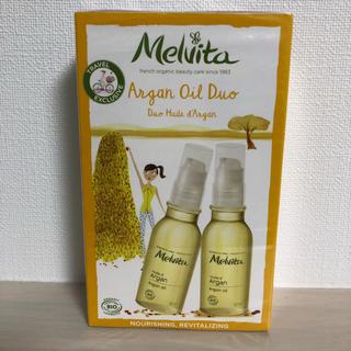 メルヴィータ(Melvita)の✳︎新品未開封✳︎Melvita Argan Oil 50ml×2セット✳︎(ブースター/導入液)