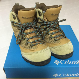 Columbia - 値下げ☆登山靴 ...
