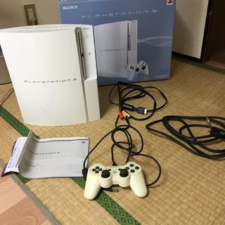 プレイステーション3(PlayStation3)のプレステ3本体(家庭用ゲーム本体)