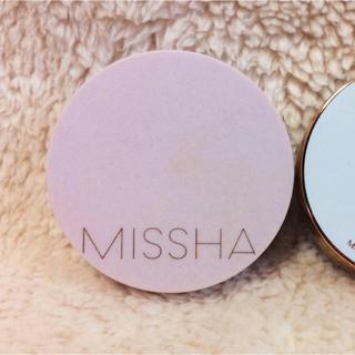 ミシャ(MISSHA)の韓国版 MISSA ミシャ クッションファンデ(ファンデーション)