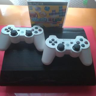 プレイステーション3(PlayStation3)のPlayStation3(CECH-4200) ★オマケ多数★(家庭用ゲーム本体)