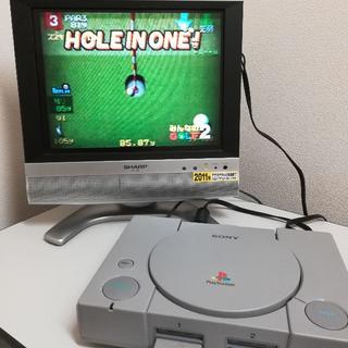 プレイステーション(PlayStation)のPlayStation1 SCPH-7000(家庭用ゲーム本体)