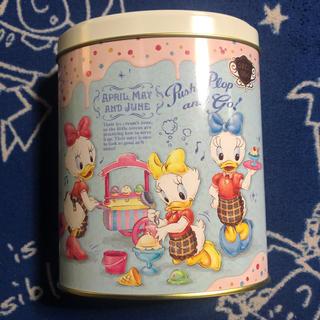 ディズニー(Disney)のディズニー クランチ 缶(菓子/デザート)