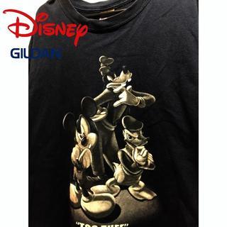 ディズニー(Disney)のディズニー Too Tuff Tシャツ ミッキー ドナルド グーフィー(Tシャツ/カットソー(半袖/袖なし))