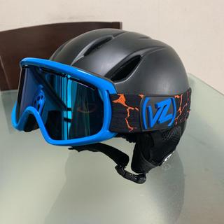 ジロ(GIRO)のスノーボード ヘルメット ゴーグル セット キッズ vz GIRO(ウエア/装備)
