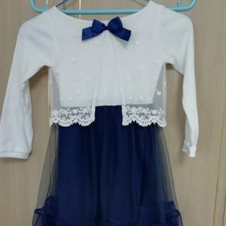 シマムラ(しまむら)の子供用 ワンピース(ドレス/フォーマル)