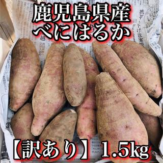 鹿児島県産べにはるか!3ヶ月以上【熟成】《M〜3Sサイズ混合》約11〜13個入り