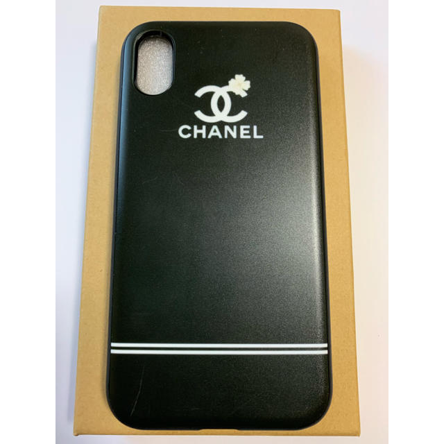 iphone7 ケース ブランド amazon | CHANEL iphoneケース iphonexrの通販 by lovesea shop|ラクマ