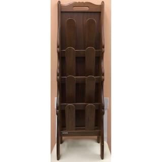 カリモクカグ(カリモク家具)のカリモク スリッパラック スリッパ立て b024(玄関収納)