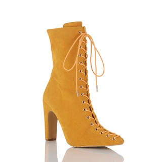 イエローブーツ(Yellow boots)のBB← 様専用(ブーツ)