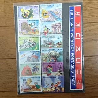 ディズニー(Disney)のDisney 外国切手(切手/官製はがき)
