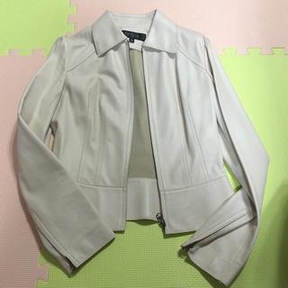 エポカ(EPOCA)のEpoca エポカ レザージャケット(テーラードジャケット)