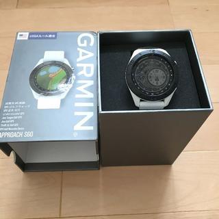ガーミン(GARMIN)のGARMIN Approach S60 ガーミン アプローチ ゴルフナビ GPS(その他)