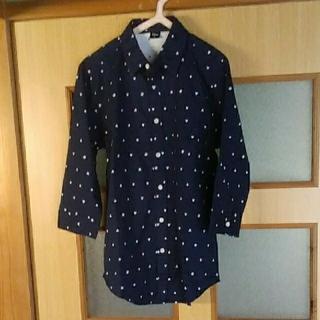 ディズニー(Disney)のF03 メンズ春物 七分袖 M 1枚(Tシャツ/カットソー(七分/長袖))