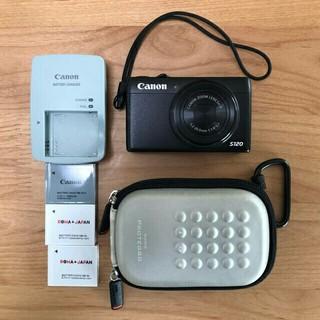 Canon - canon PowerShot S120