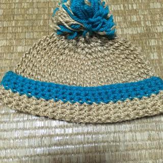 カシラ(CA4LA)のカシラの帽子です。(ニット帽/ビーニー)