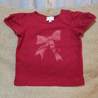 アニエスベー(agnes b.)のagnes b. 1an パフスリーブTシャツ(Tシャツ)