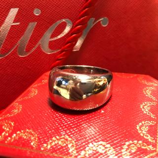 カルティエ(Cartier)のレア カルティエ ヌーベルバーグリングK18WG(リング(指輪))