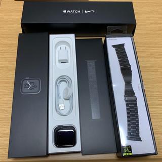 アップルウォッチ(Apple Watch)のかける様専用(腕時計(デジタル))