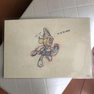 ディズニー(Disney)の東京ディズニーランド ディズニーギャラリー ポストカード 絵はがき(遊園地/テーマパーク)
