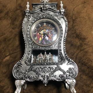 ディズニー(Disney)の置時計☆ディズニー☆ヴィランズ(置時計)