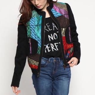 デシグアル(DESIGUAL)の新品♡定価25900円 デシグアル 長袖ジャケット Sサイズ 大幅お値下げ(ブルゾン)