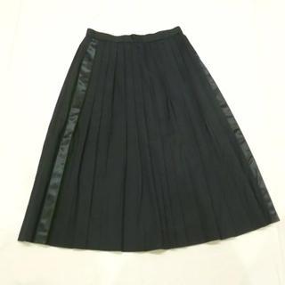 ロイスクレヨン(Lois CRAYON)の美品 ロイスクレヨン プリーツスカート(ロングスカート)