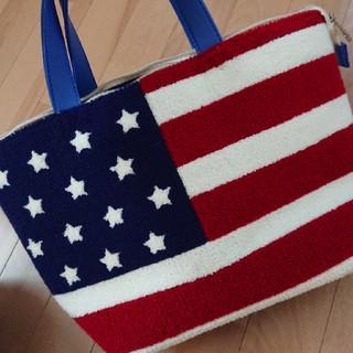 しまむら - 国旗バッグ新品