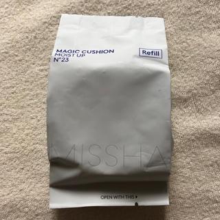 ミシャ(MISSHA)のミシャ クッションファンデ リフィル1個(ファンデーション)