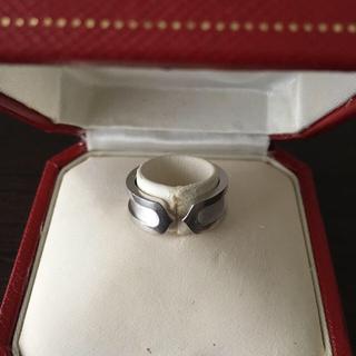 カルティエ C2リング(リング(指輪))